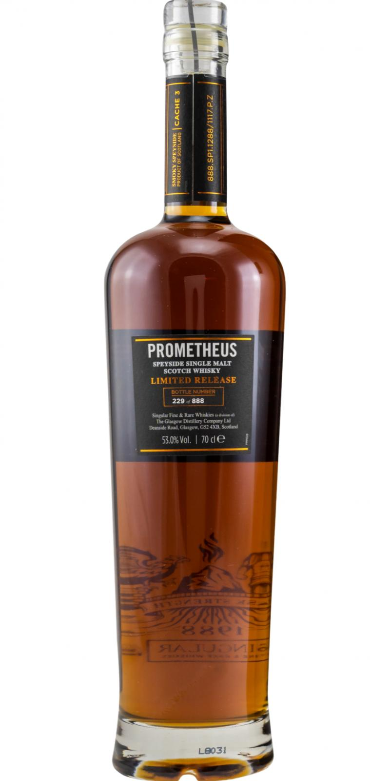 Prometheus 28-year-old TGDC