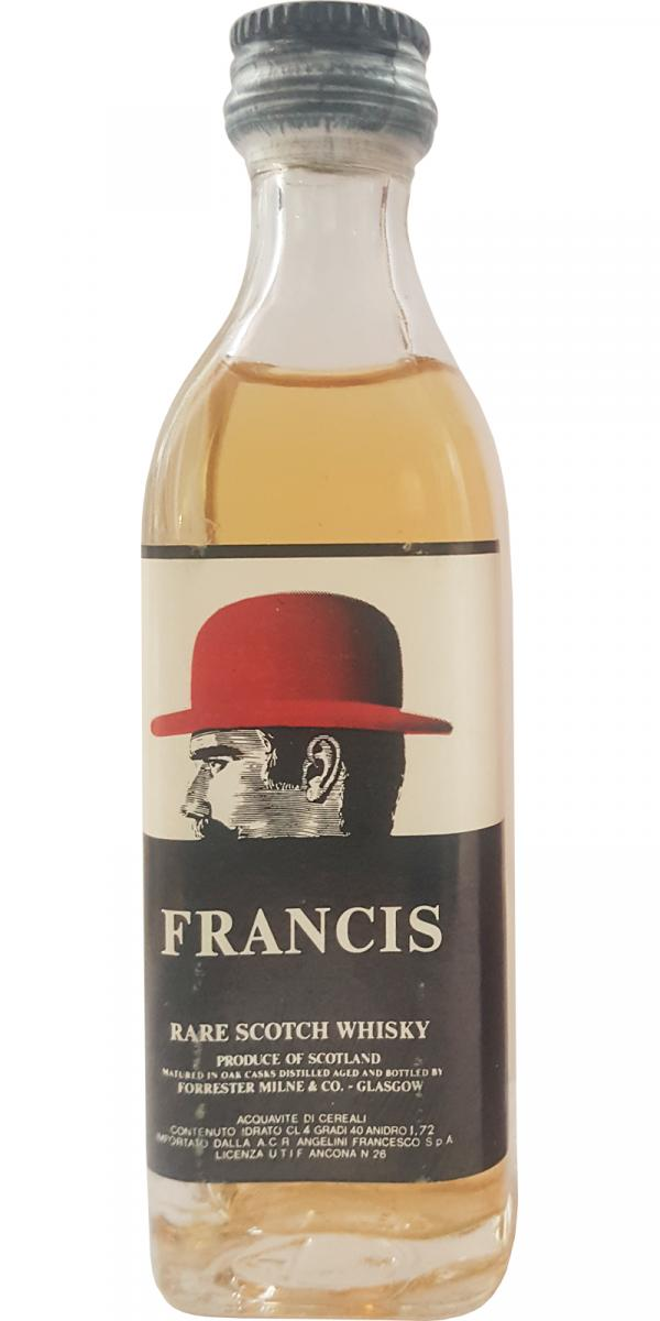 Francis Red Bowler