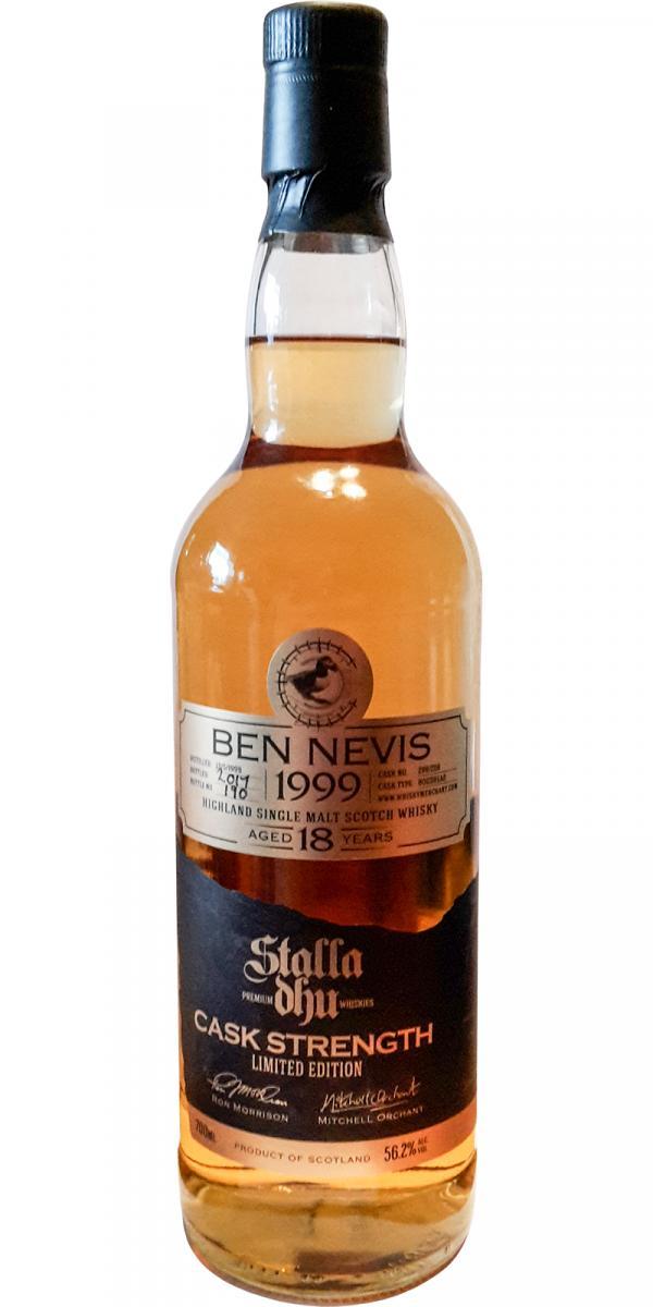 Ben Nevis 1999 SDW