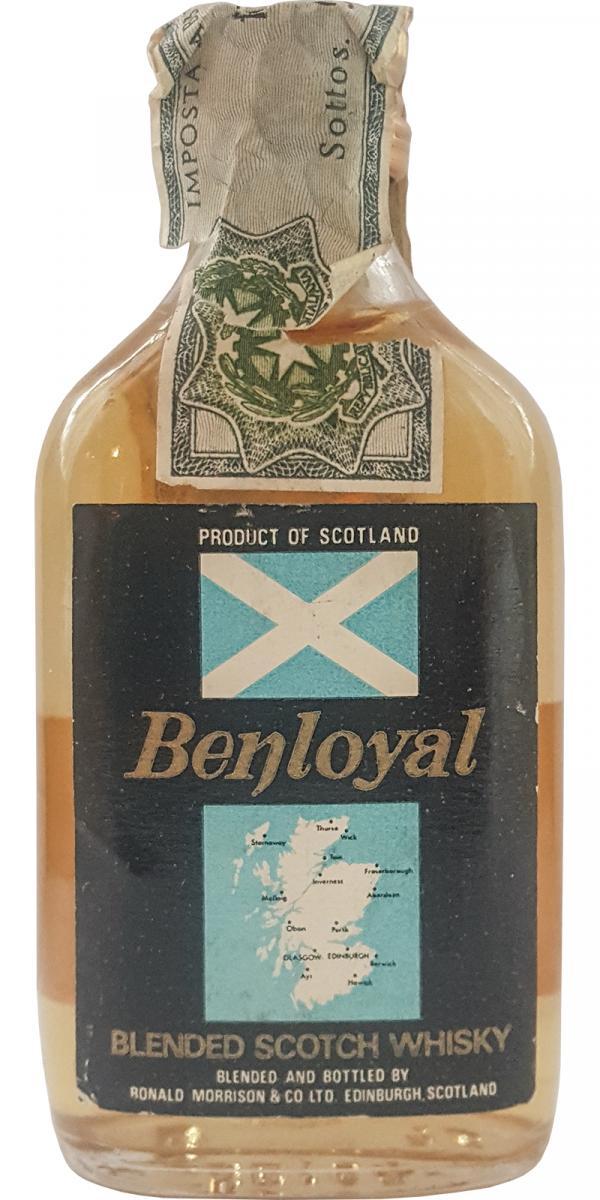 Benloyal Blended Scotch Whisky