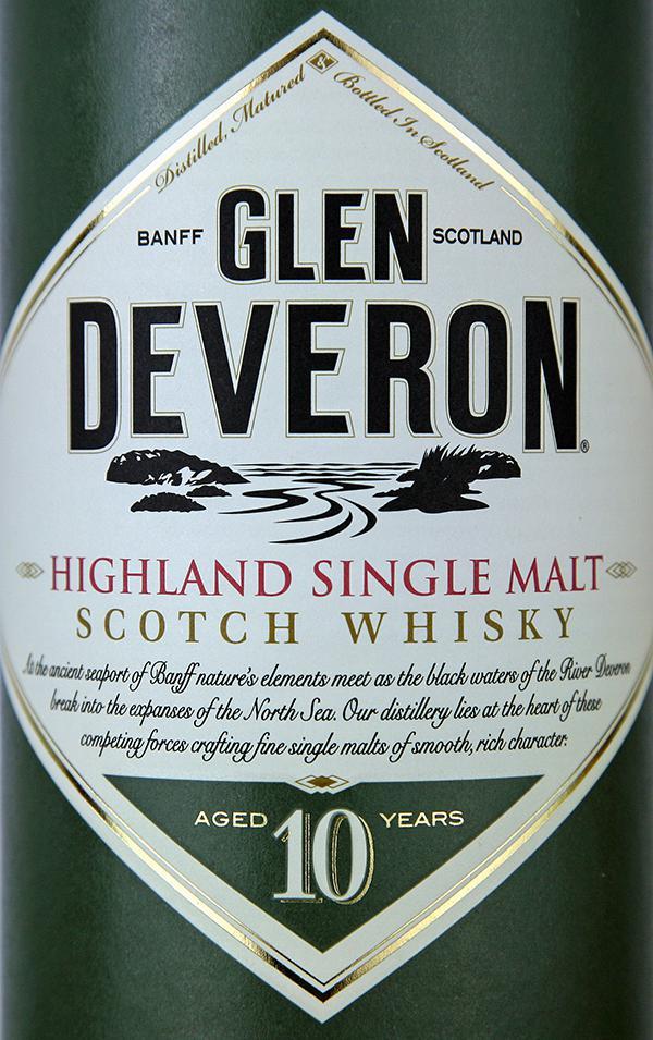 Glen Deveron 10-year-old
