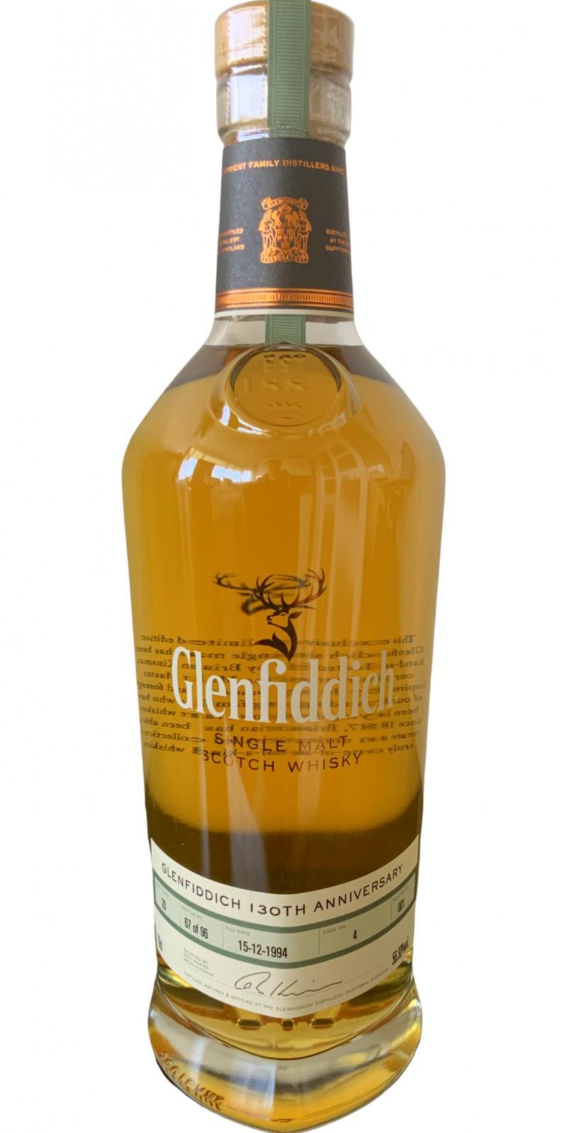 Glenfiddich 20-year-old