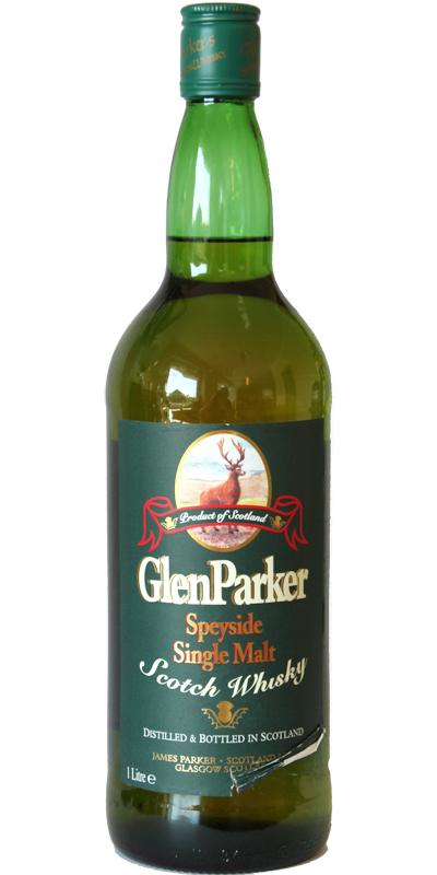Glen Parker Speyside Single Malt ADD
