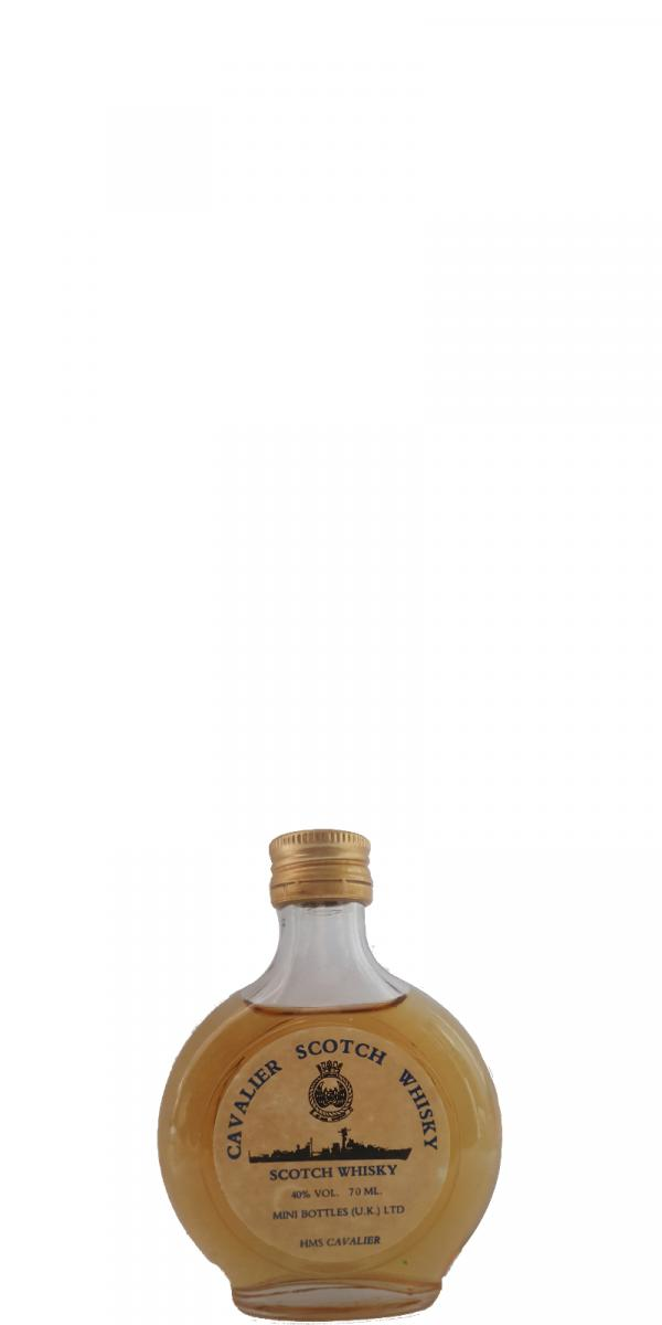 Cavalier Scotch Whisky