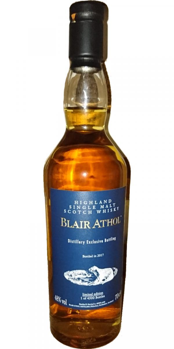 Blair Athol Distillery Exclusive Bottling