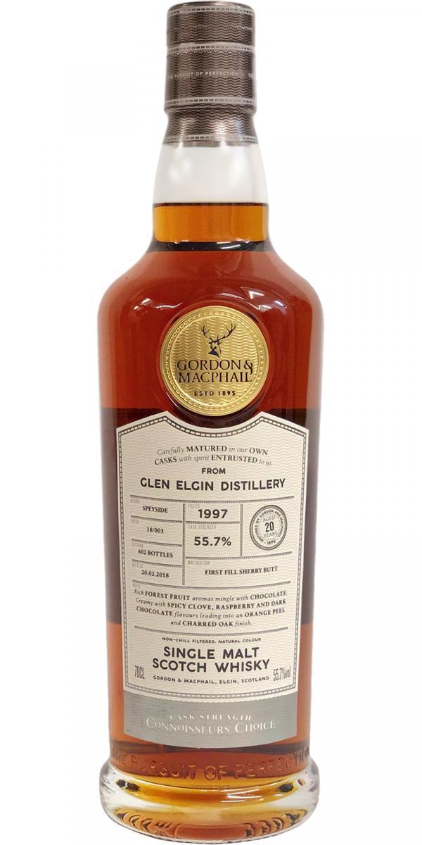 Glen Elgin 1997 GM