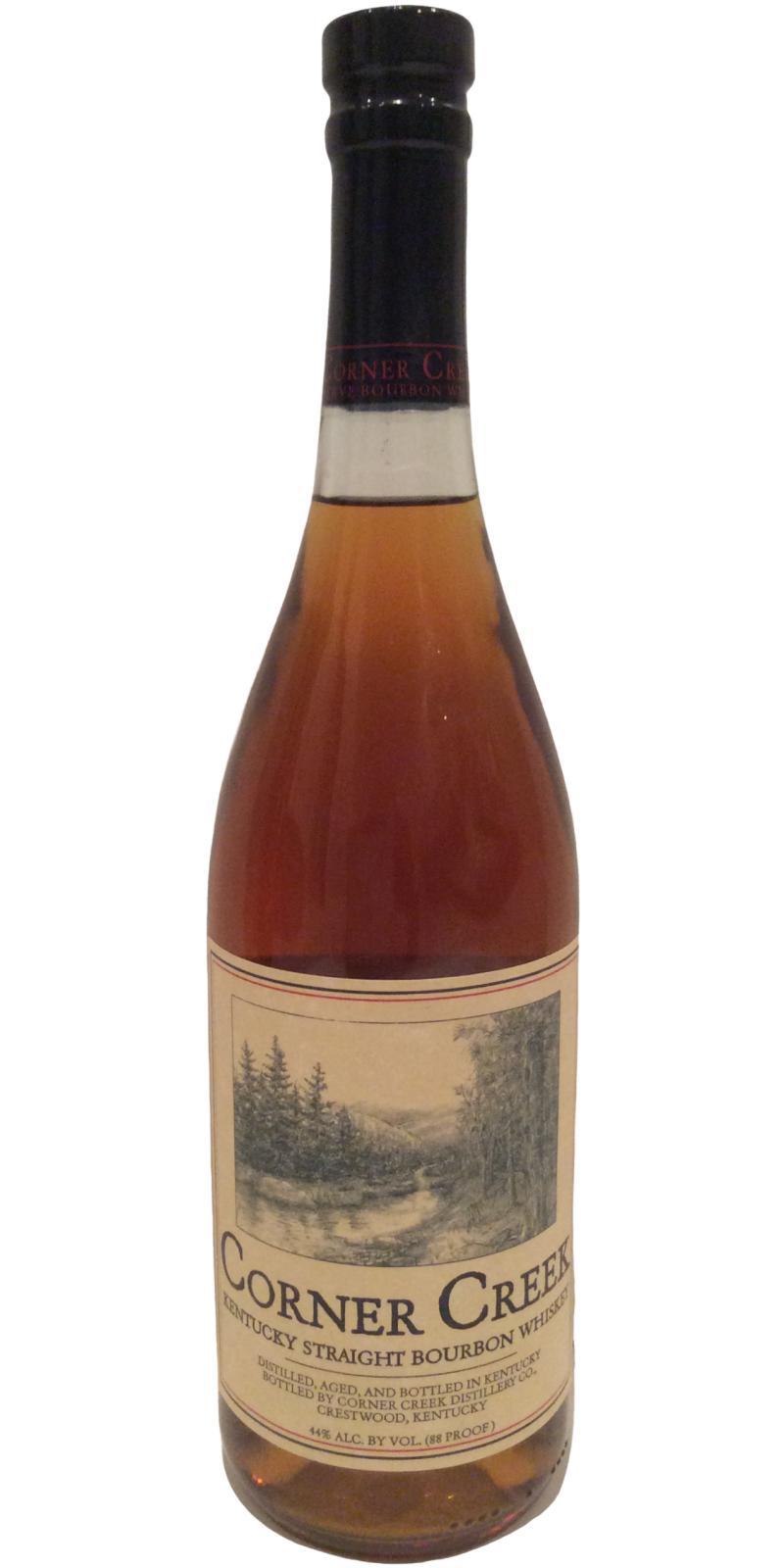 Corner Creek Kentucky Straight Bourbon Whiskey