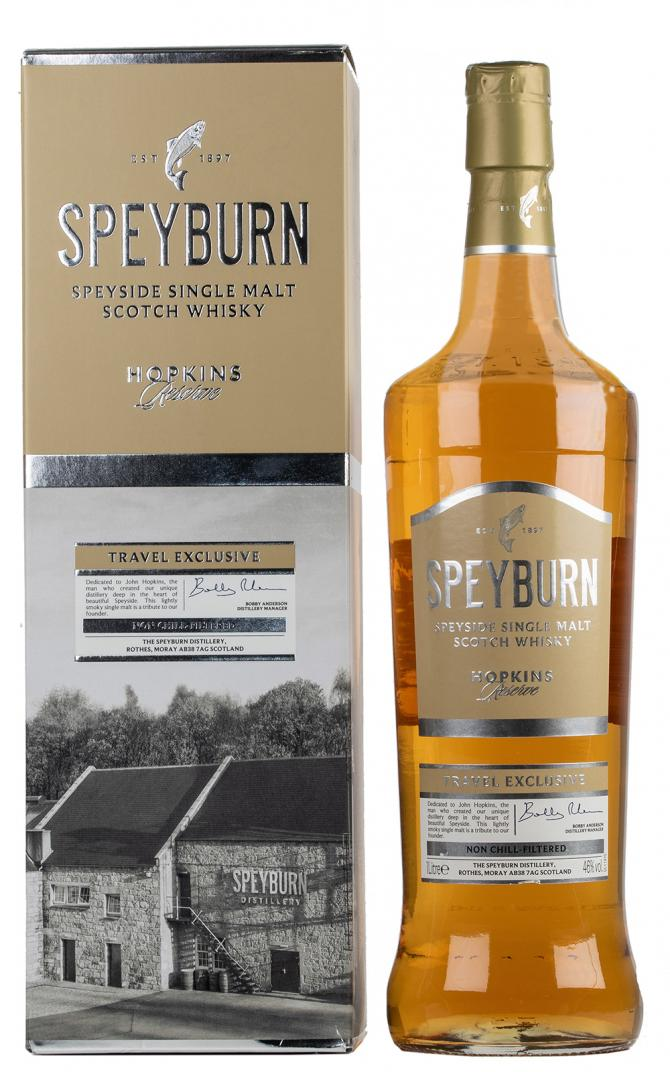 Speyburn Hopkins - Ratings and reviews - Whiskybase