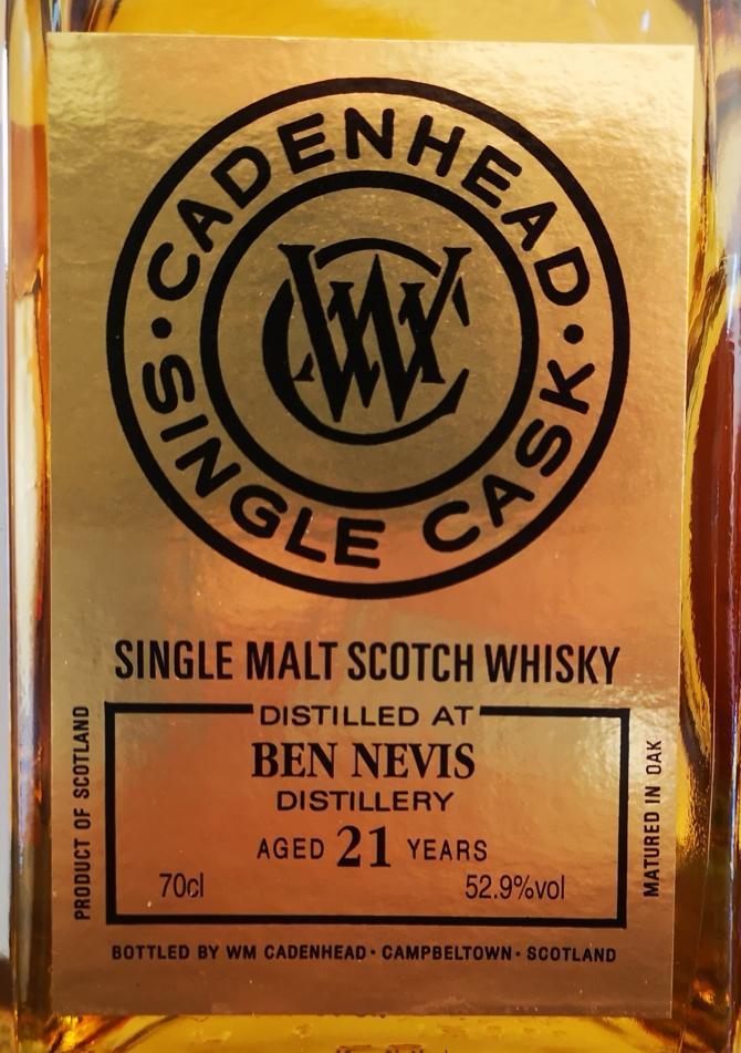 Ben Nevis 1996 CA