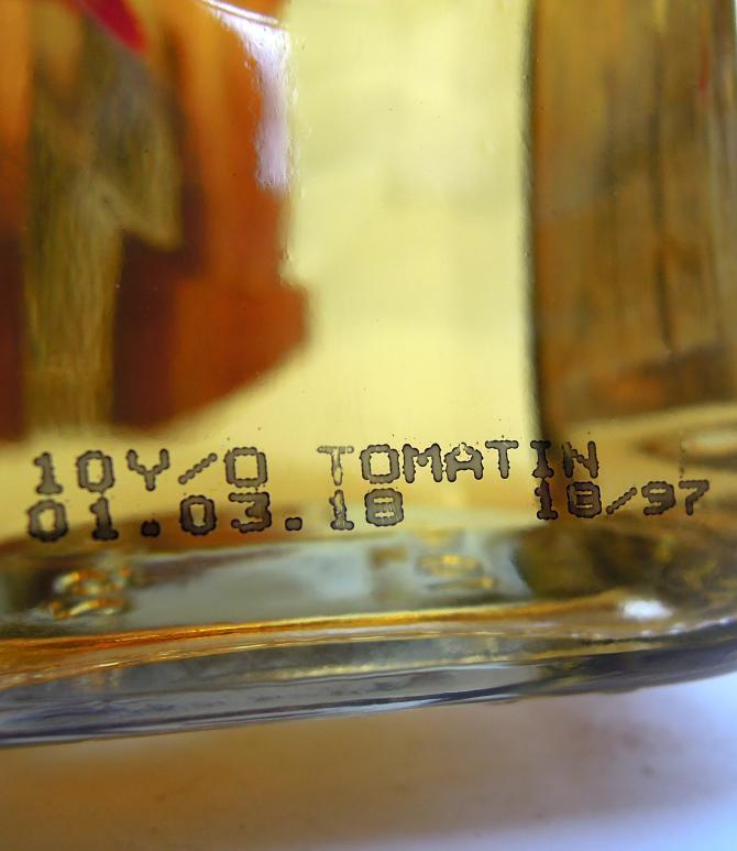 Tomatin 2008 CA