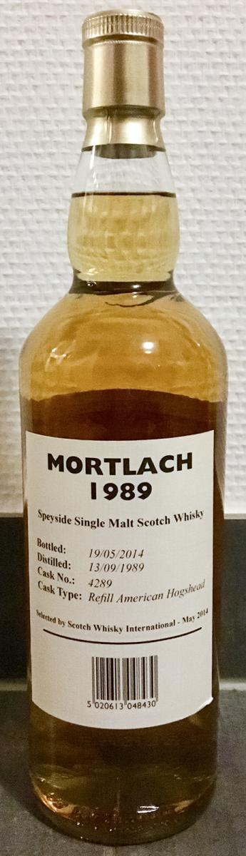 Mortlach 1989 GM