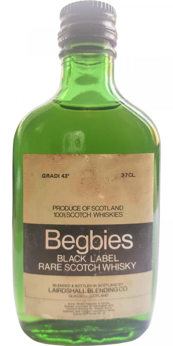 Begbies Black Label
