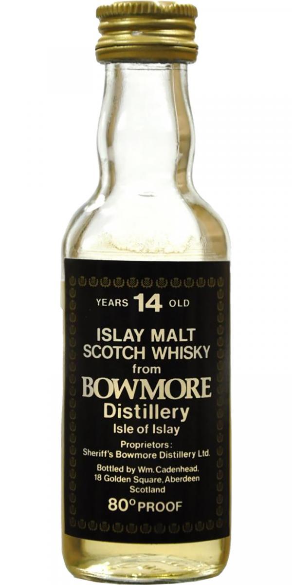 Bowmore 14-year-old CA