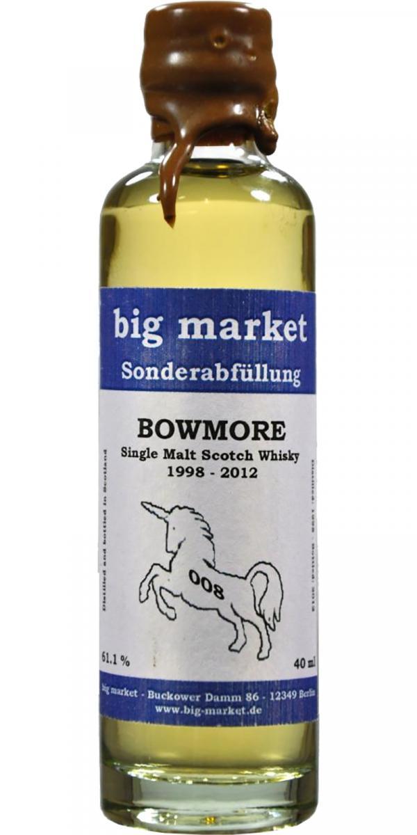 Bowmore 1998 BM