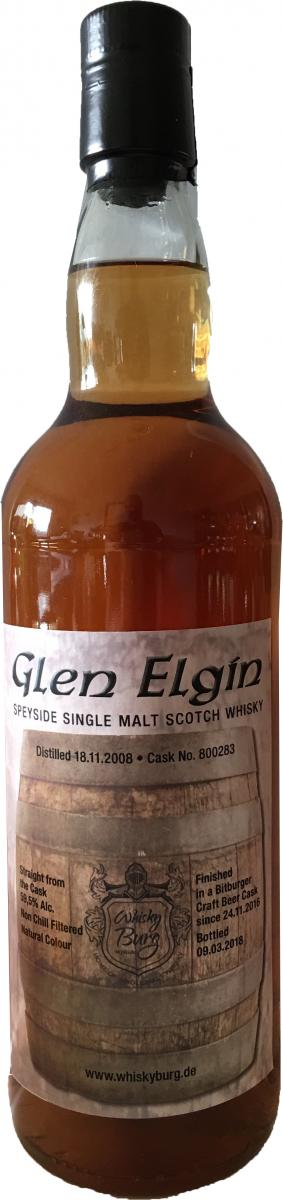 Glen Elgin 2008 WhBu