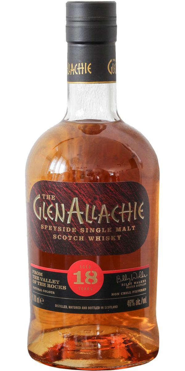 Glenallachie 18-year-old