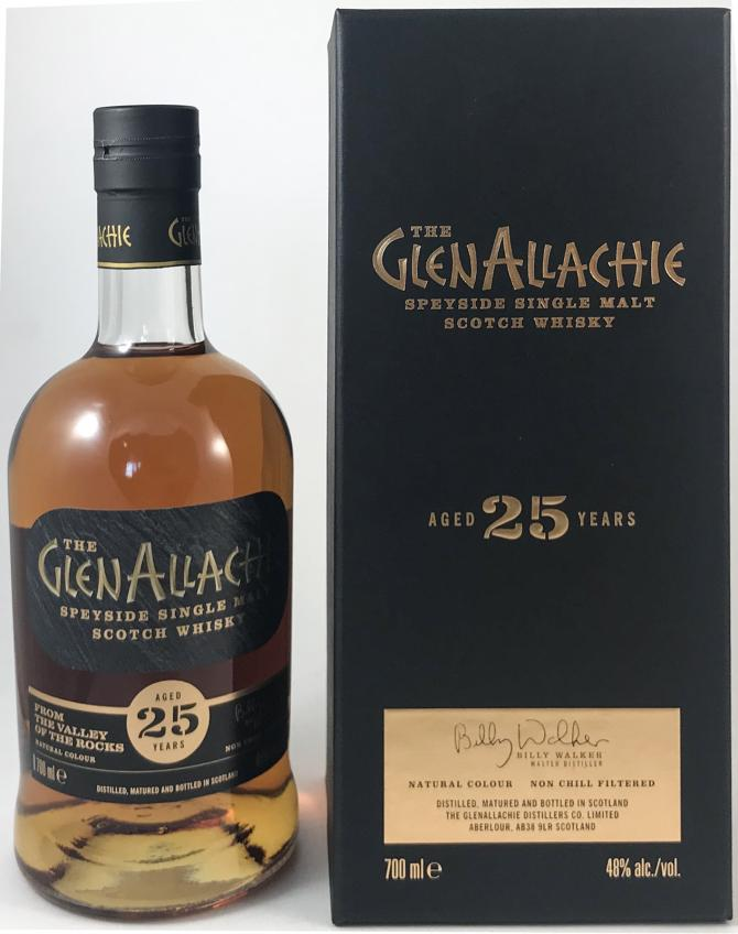 Glenallachie 25-year-old