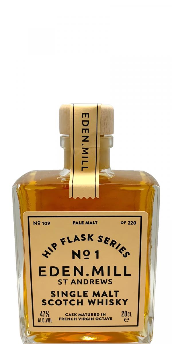 Eden Mill Hip Flask Series No. 1