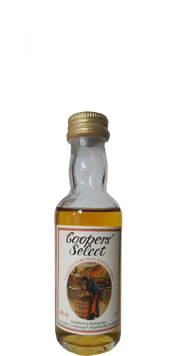 Coopers' Select 08-year-old