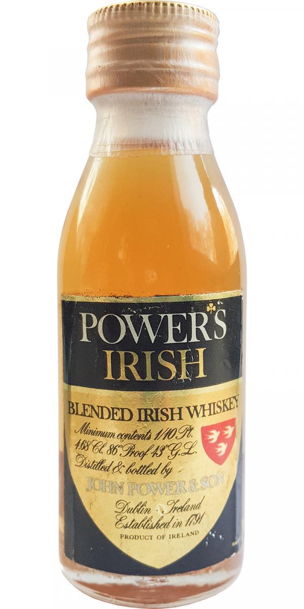 Powers Irish