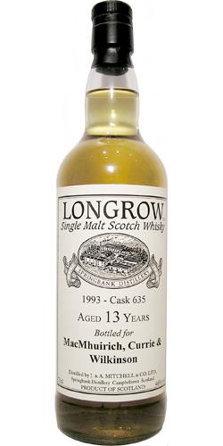 Longrow 1993