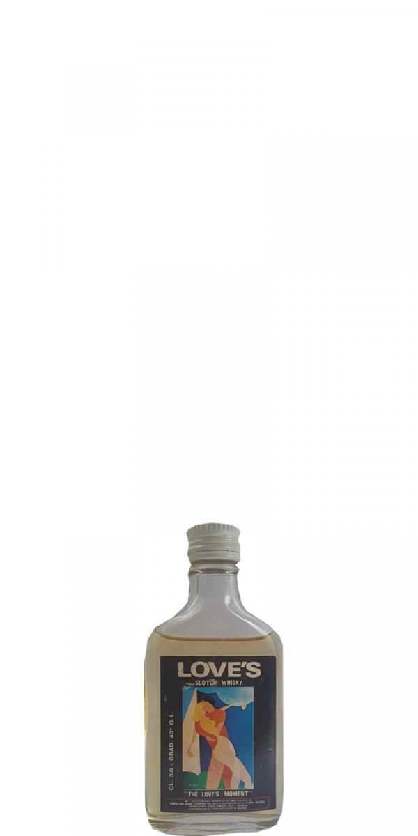 Love's Scotch Whisky