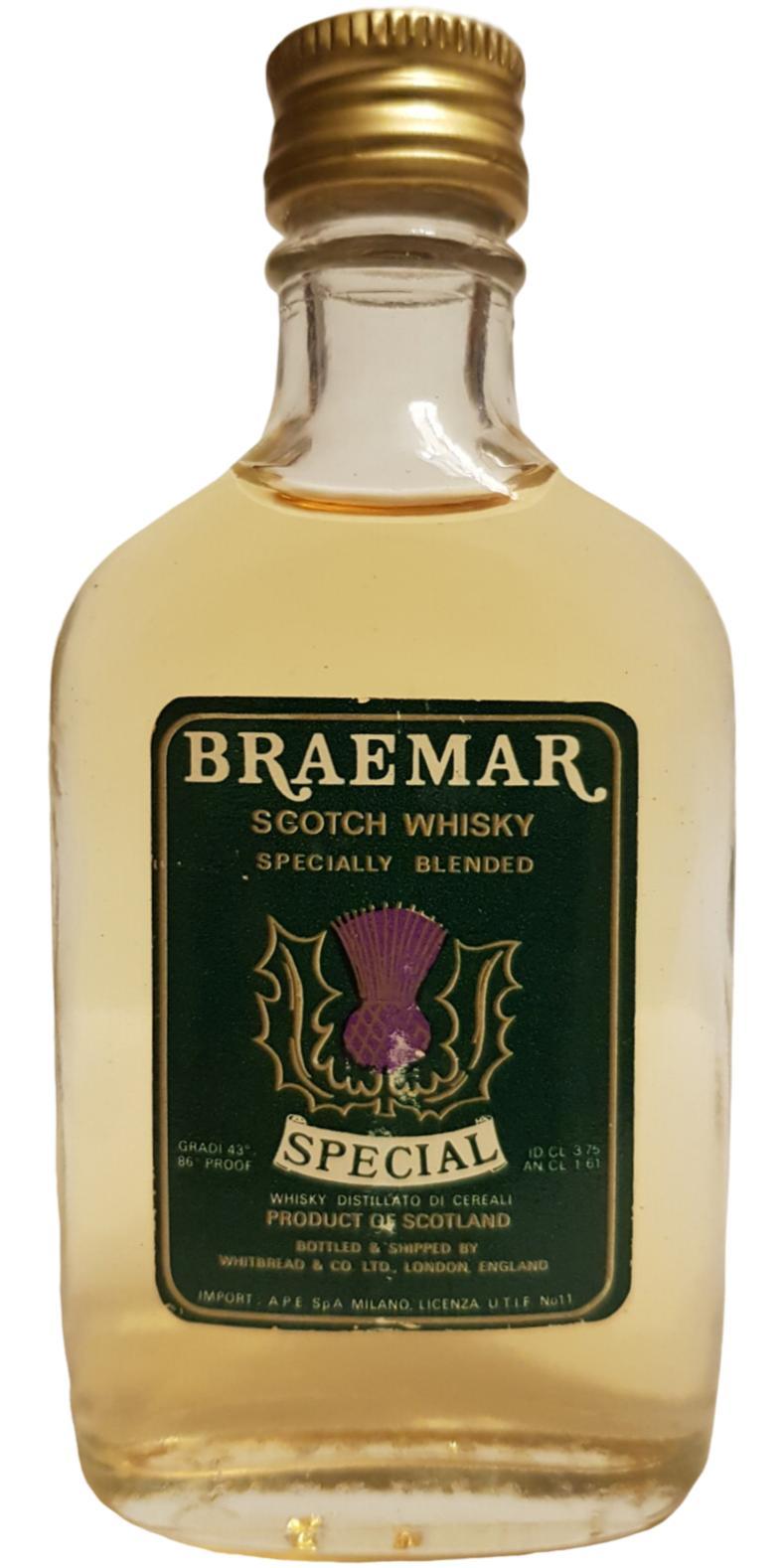 Braemar Special