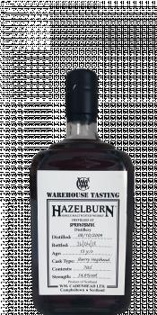 Hazelburn 2004 CA