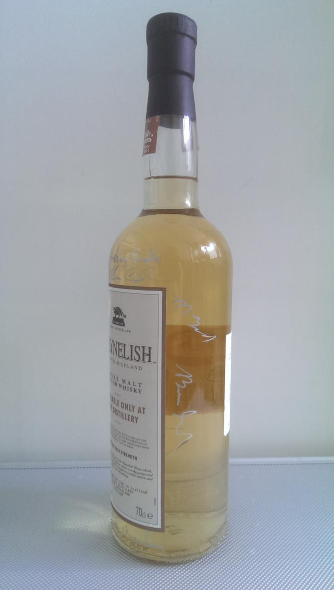 Clynelish Distillery Bottling
