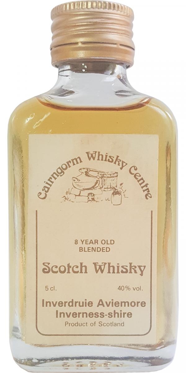 Cairngorm Whisky Centre 08-year-old