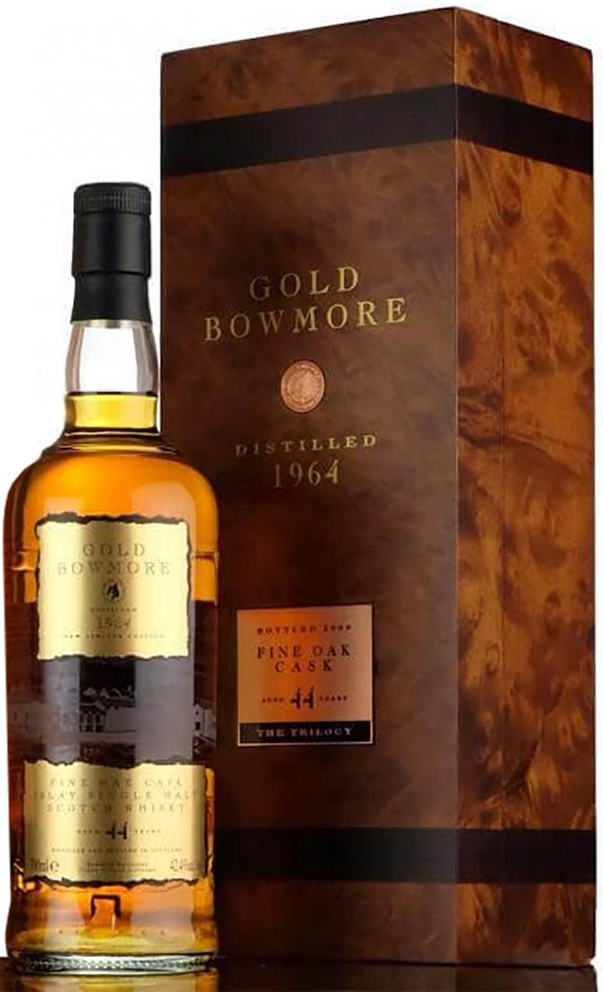 Bowmore 1964 Gold