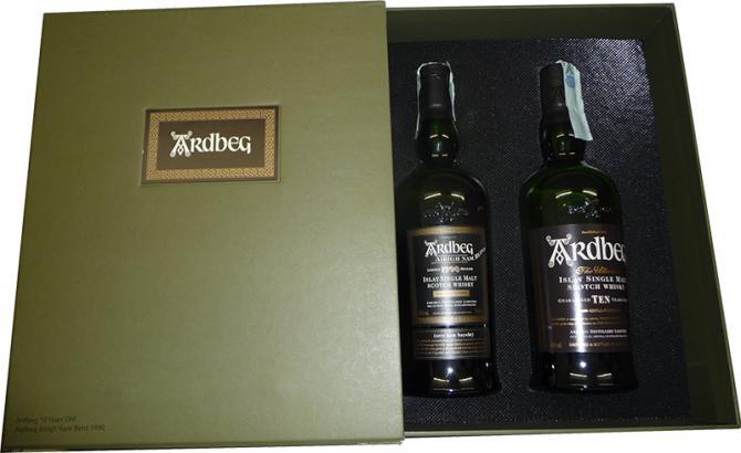 Ardbeg Airigh Nam Beist - Gift Set