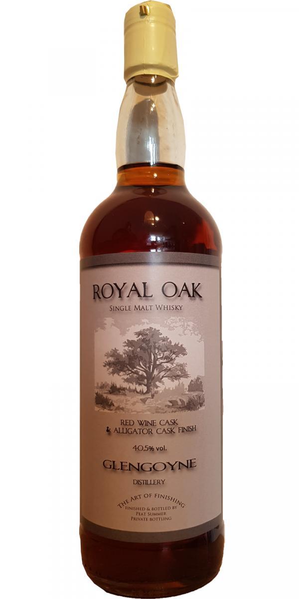 Glengoyne Royal Oak PeSu
