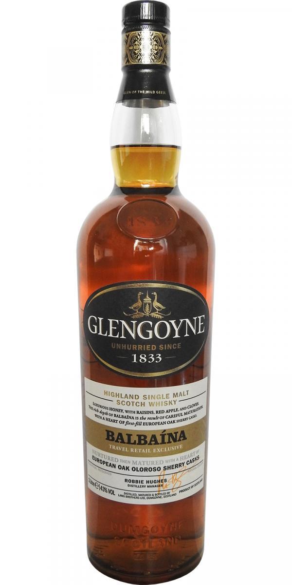 Glengoyne Balbaína