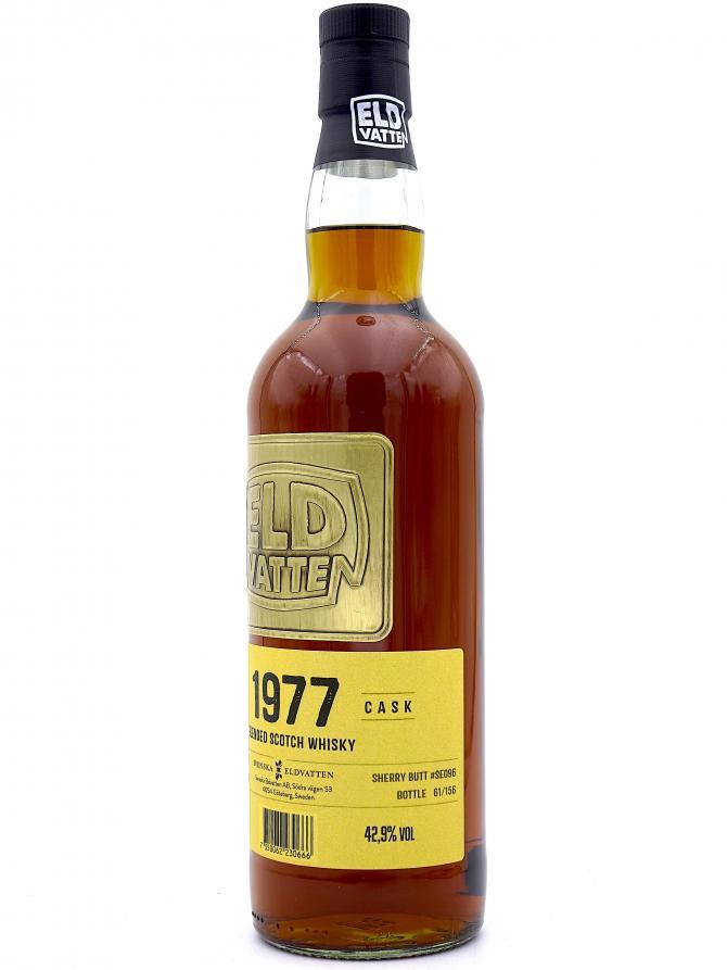 Blended Scotch Whisky 1977 SE