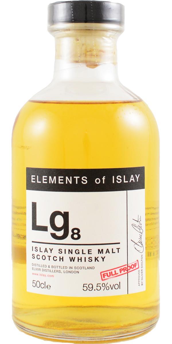 Lagavulin Lg8 ElD