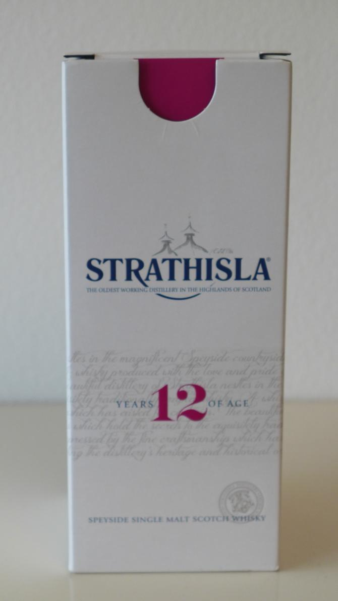 Strathisla 12-year-old