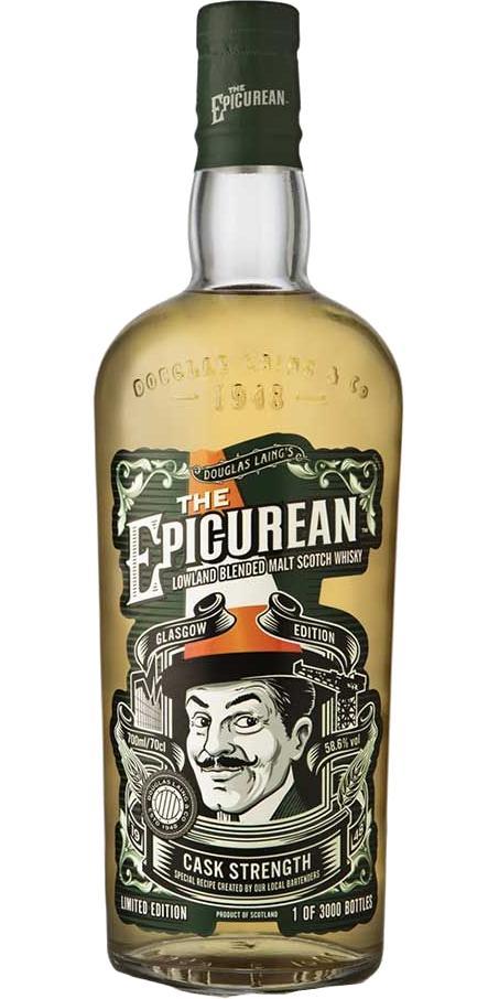 The Epicurean Glasgow Edition DL