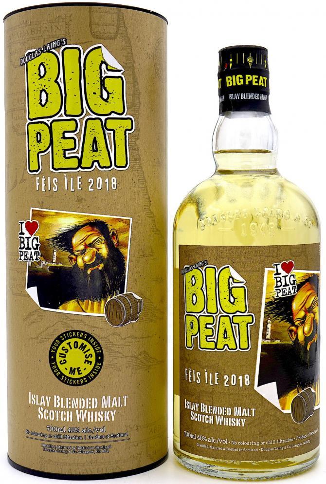 Big Peat Fèis Ìle 2018 DL
