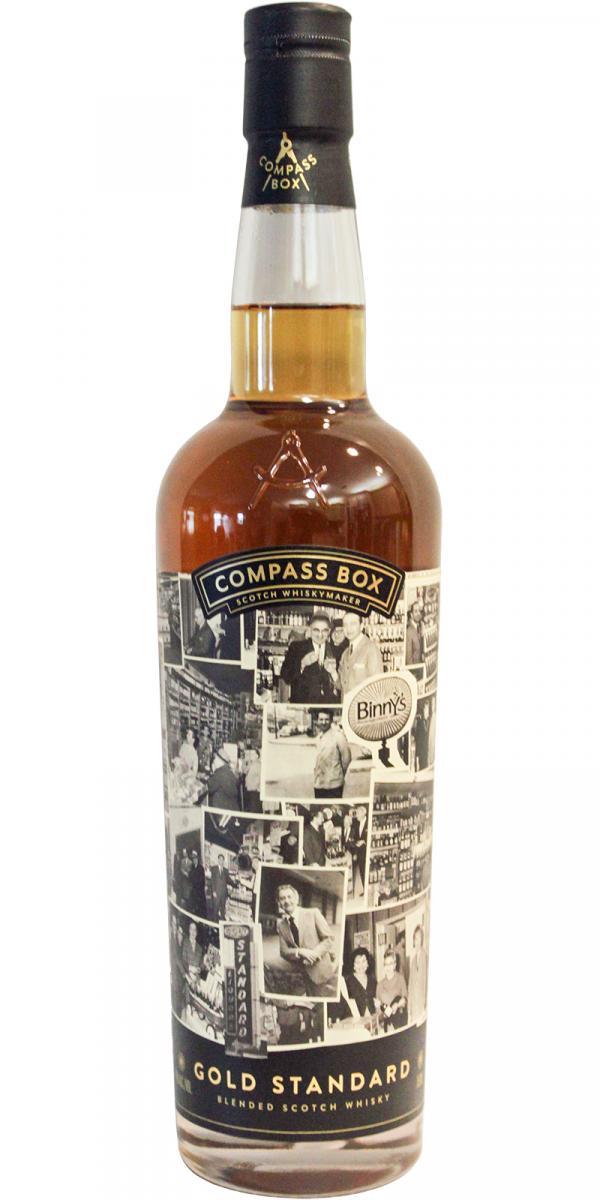 Gold Standard Blended Scotch Whisky