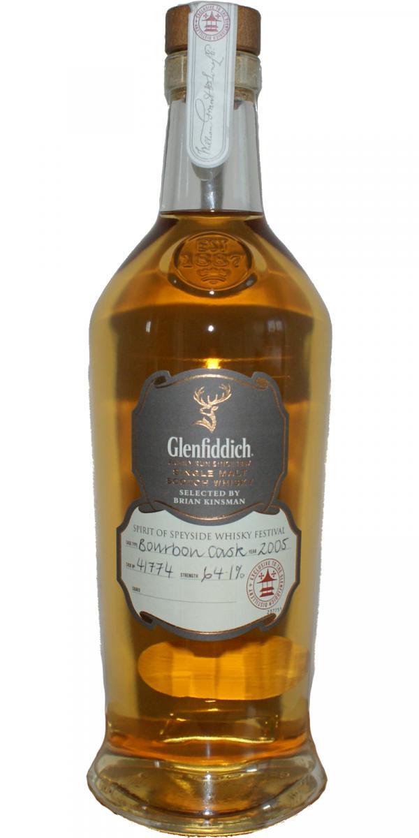 Glenfiddich 2005