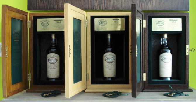 Bowmore 1964 Bourbon