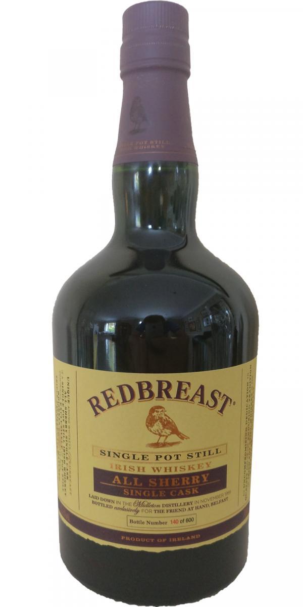 Redbreast 1991