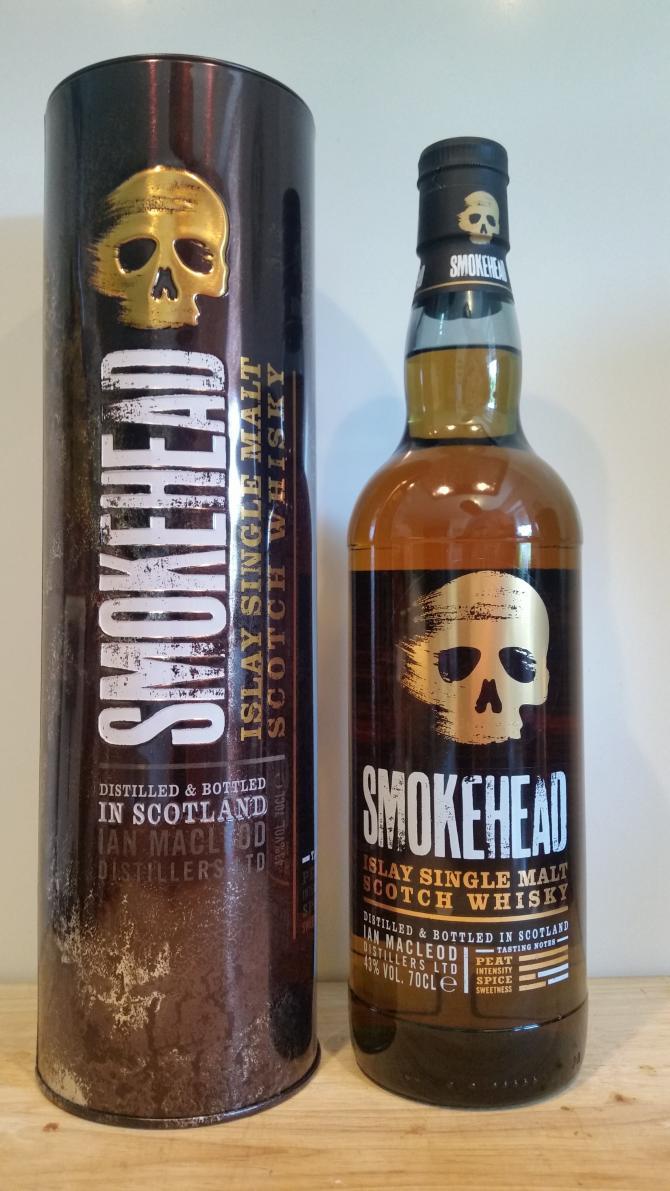 Smokehead Islay Single Malt IM