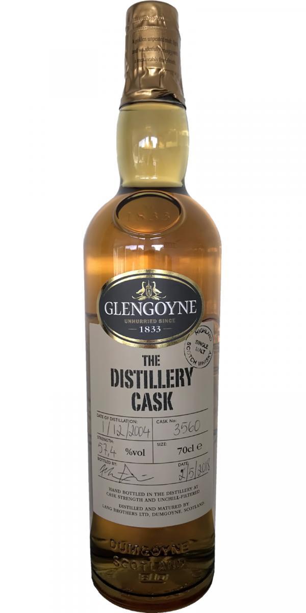 Glengoyne 2004