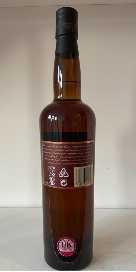 Hedonism Grain Scotch H29MMIXB CB