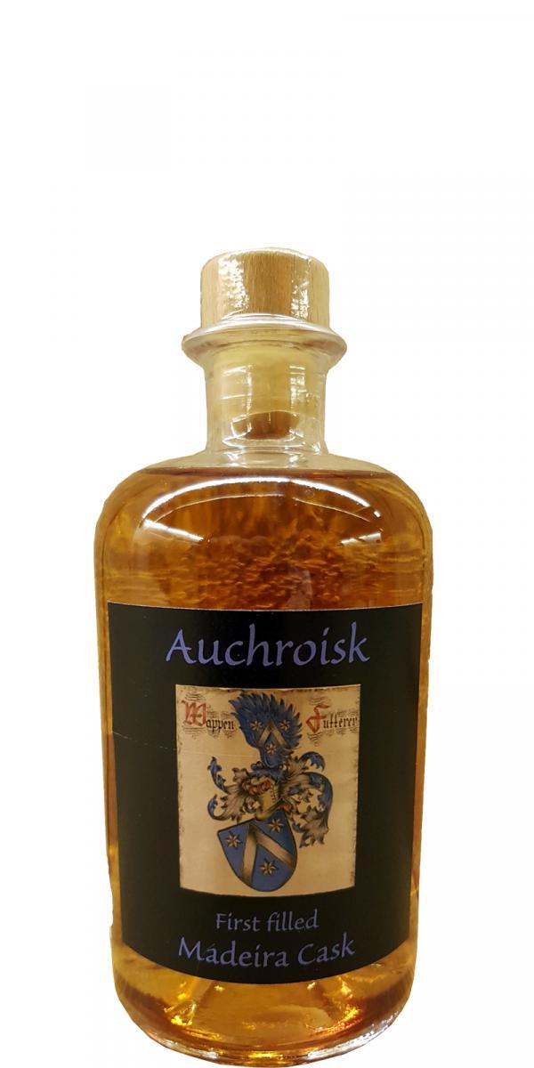 Auchroisk First Filled Madeira Cask RF