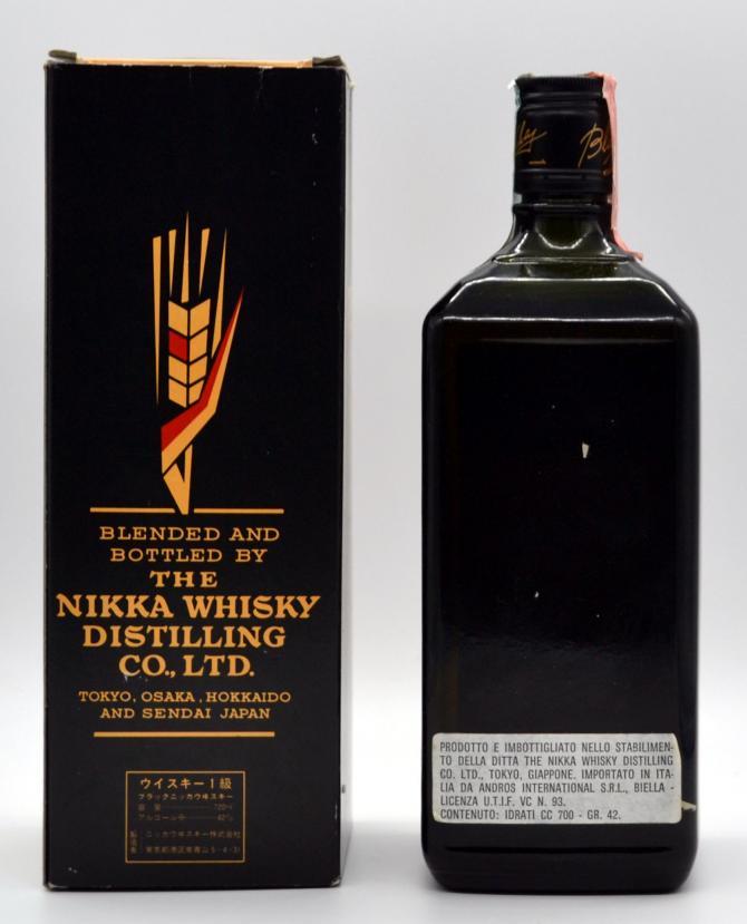 Nikka Black Nikka Whisky