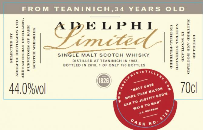 Teaninich 1983 AD