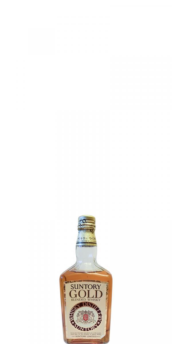 Suntory Gold - Blended Whisky